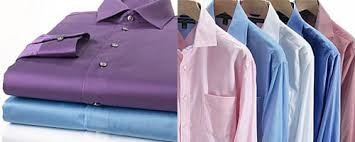 5 Ironed Shirts